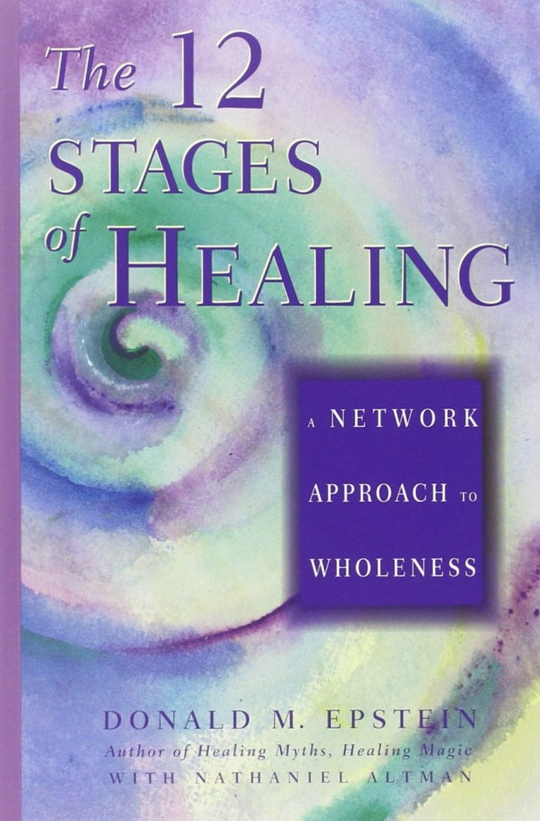 donald epstein 12 stages of healing book