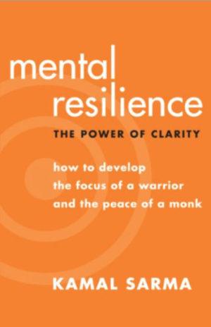 kamal sarma's book mental resilience