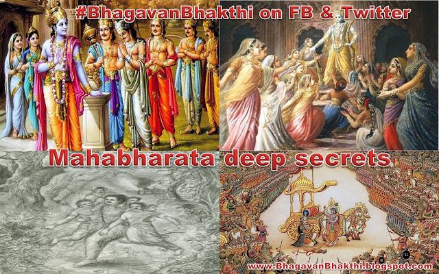 What are Mahabharata unknown secrets