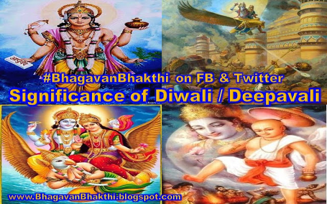What is Deepawali (Diwali), its significance with full explanation