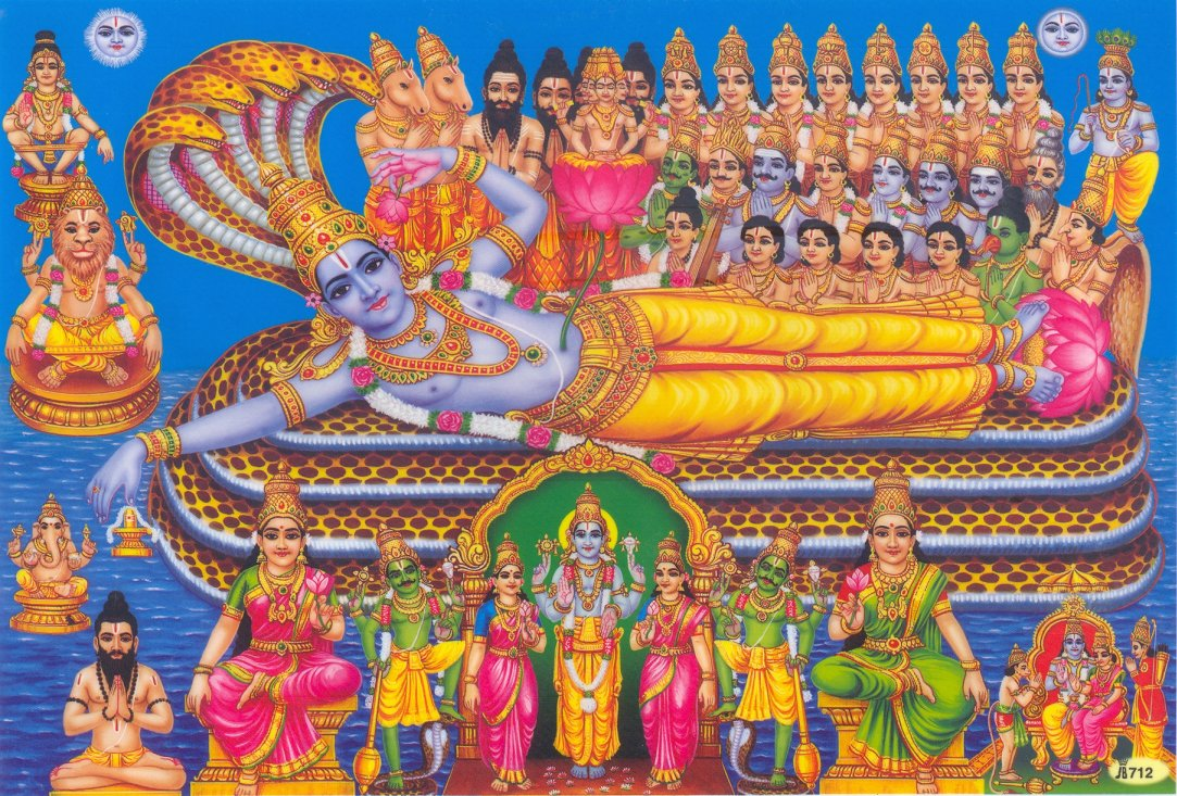 Why does Hinduism has many Gods – Monotheism or Polytheism