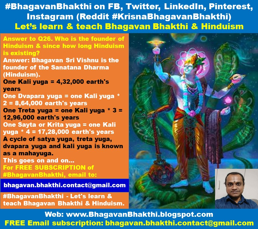 What are the FAQs about Hinduism (Mahabharata, Ramayana, etc.) – Part 2