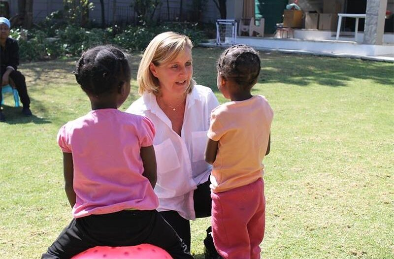 CEO and founder Deborah van Dongen continues to impact the lives of children who come through her doors. Photo: Sarah Koning