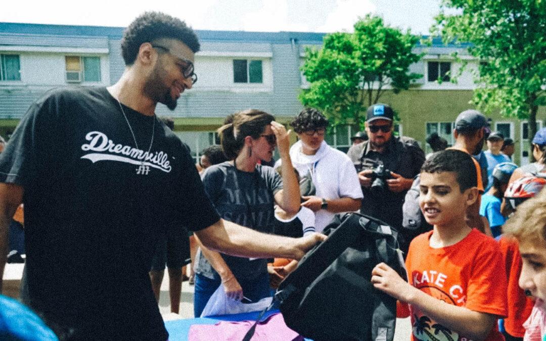 Jamal Murray To Host Basketball Clinic in Montego Bay, Jamaica