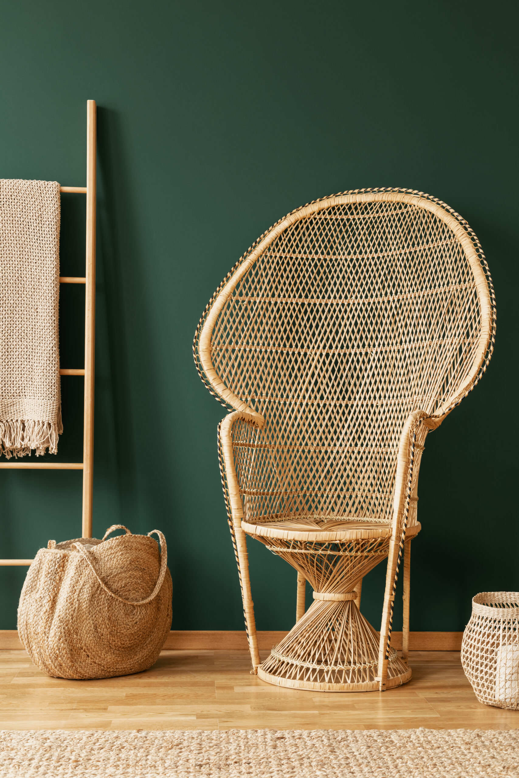 affordable rattan items