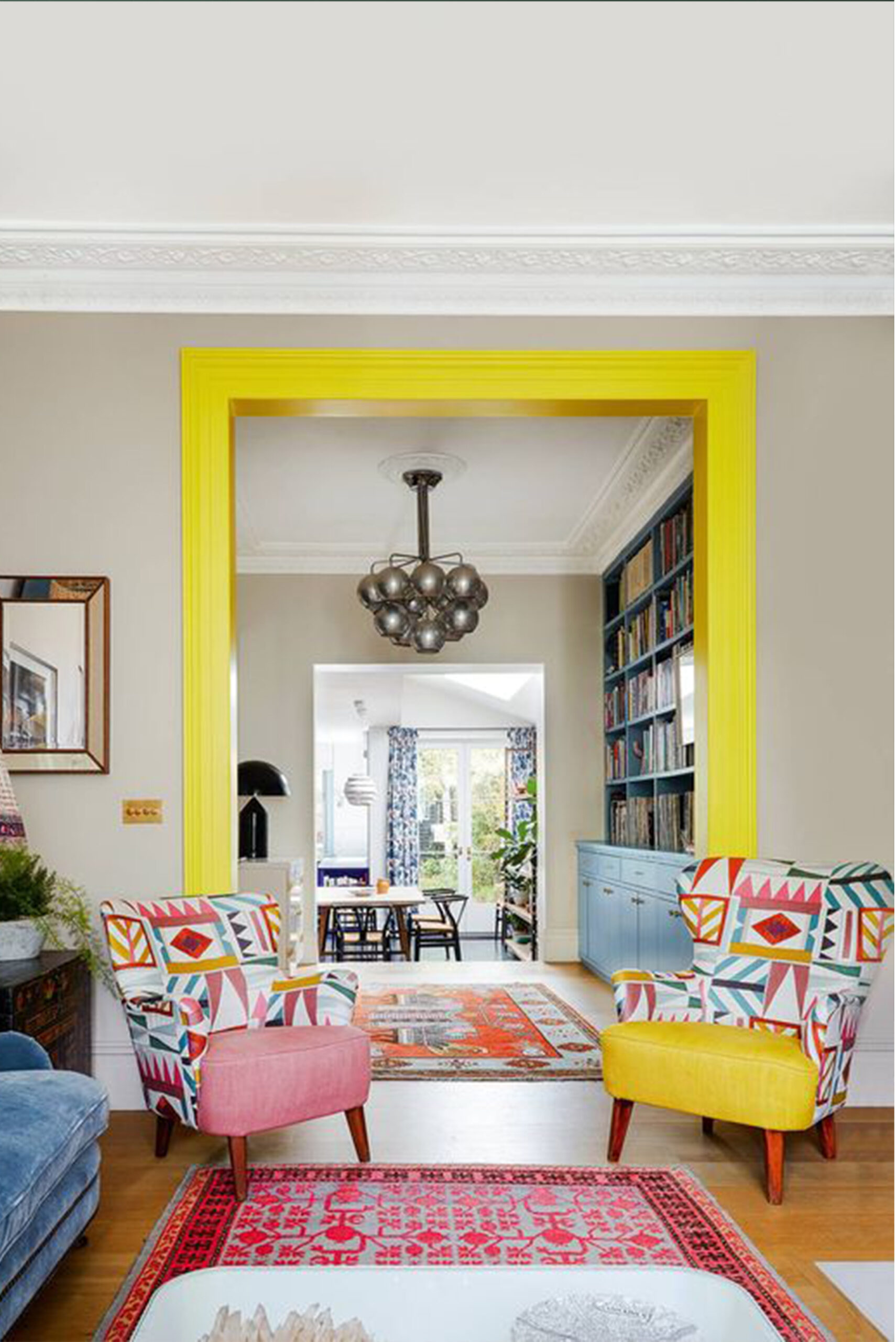 5 Unusual but wonderful ways to add colour in your interiors