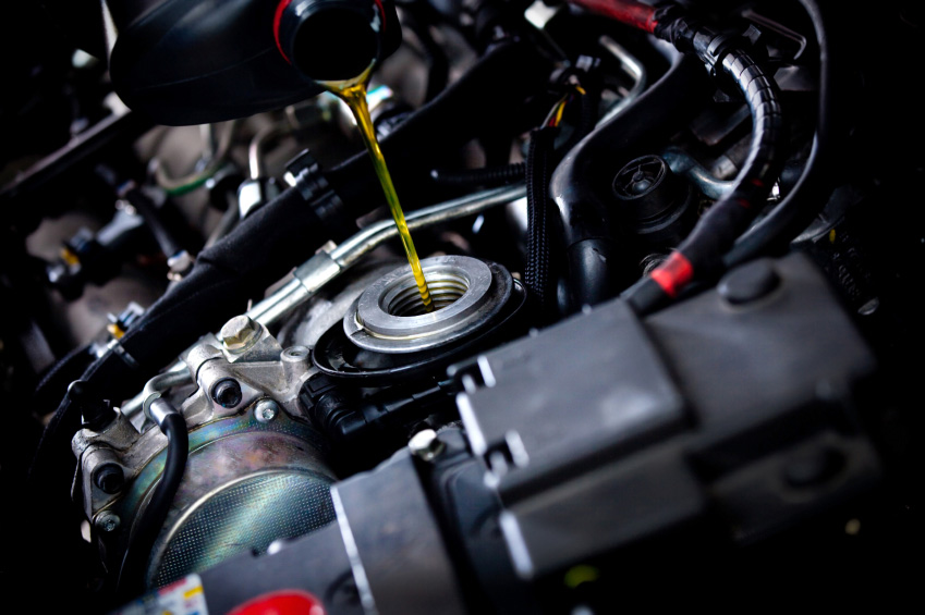 Engine Oil and Fluids
