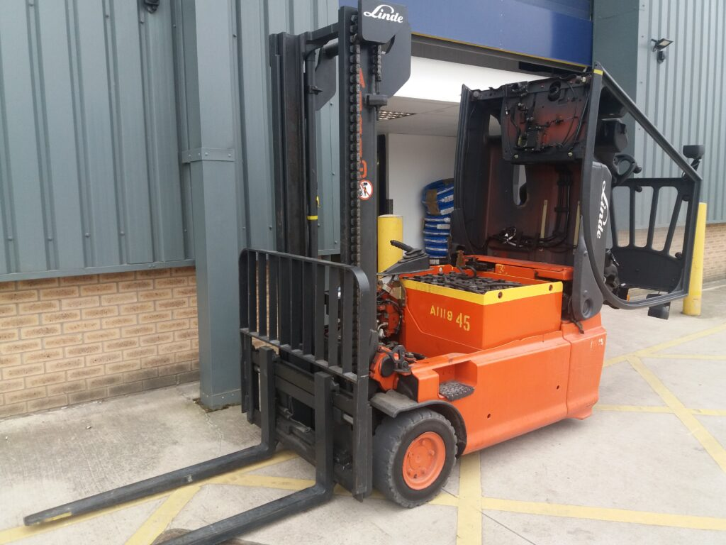 Forklift in Manchester