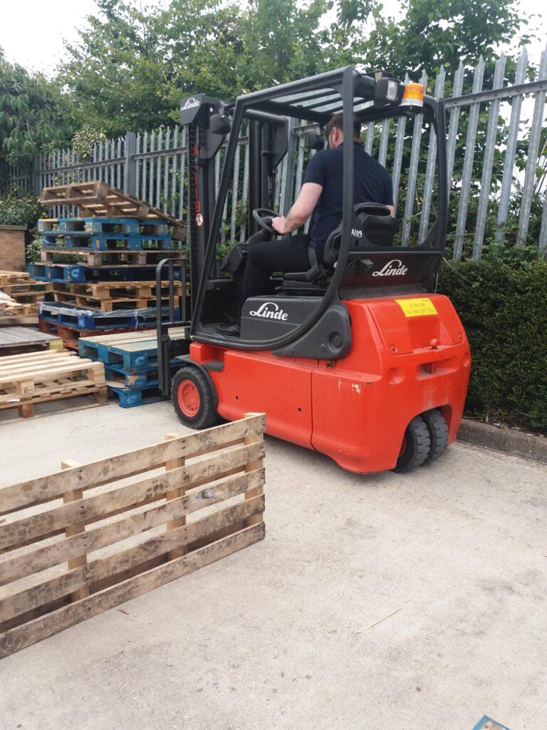 Forklift Training In Blackburn