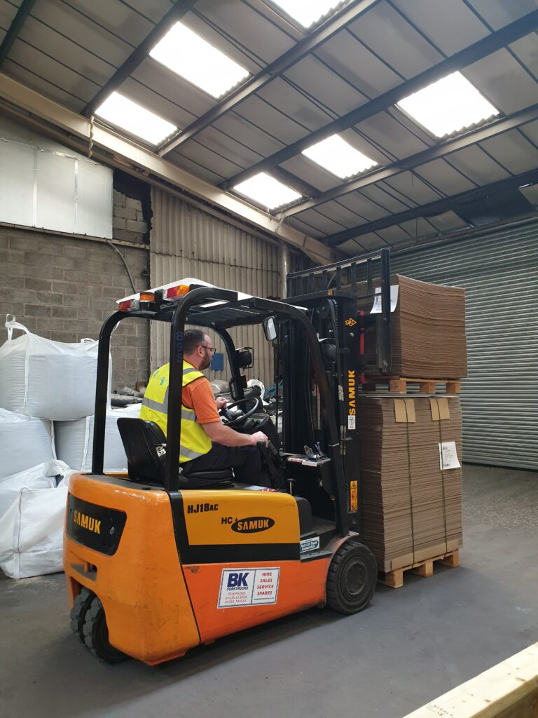 Become A Forklift Instructor