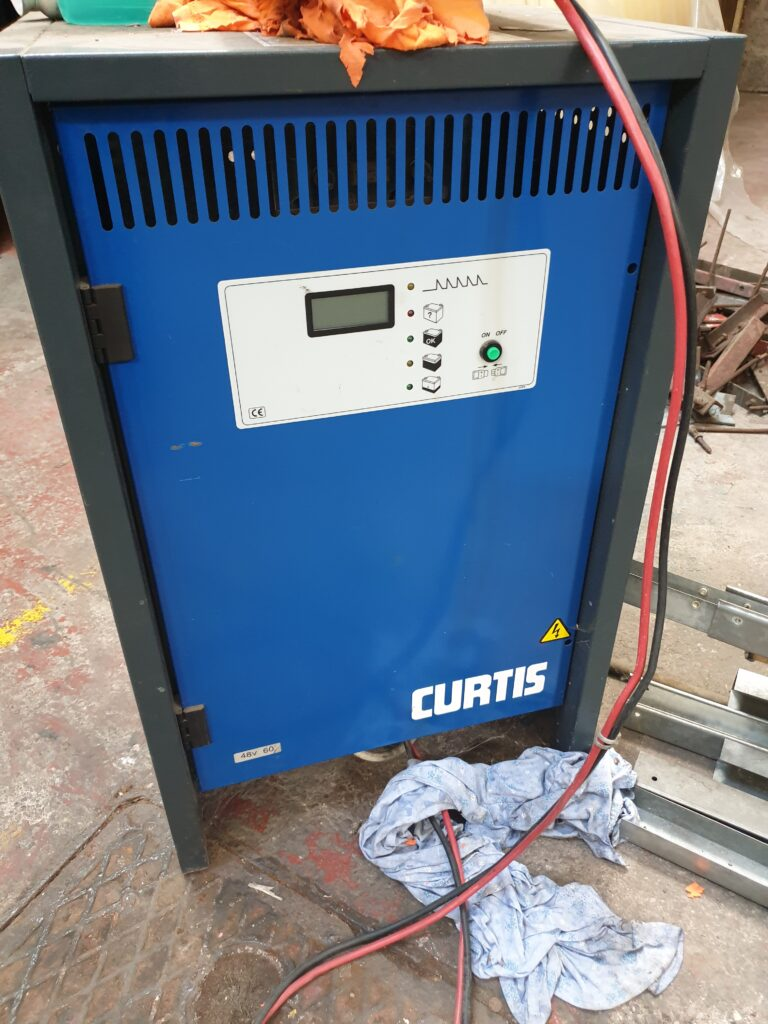 Battery forklift truck Charger