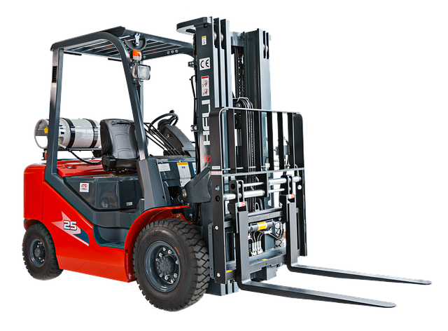 Counter Balance Forklift Truck in Burnley