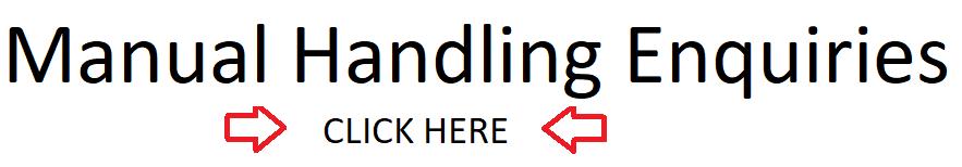 Manual Handling Enquiries