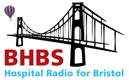 Bristol Hospital Broadcasting Service Logo