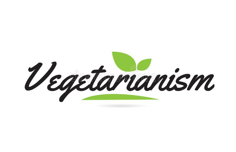 Vegetarianism logo