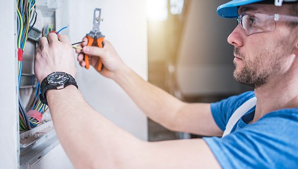 Professional Electricians in Sidcup