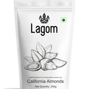 Lagom California Almonds 200g