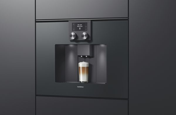 gaggenau coffee machine