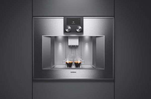 gaggenau Coffee machine 400 series
