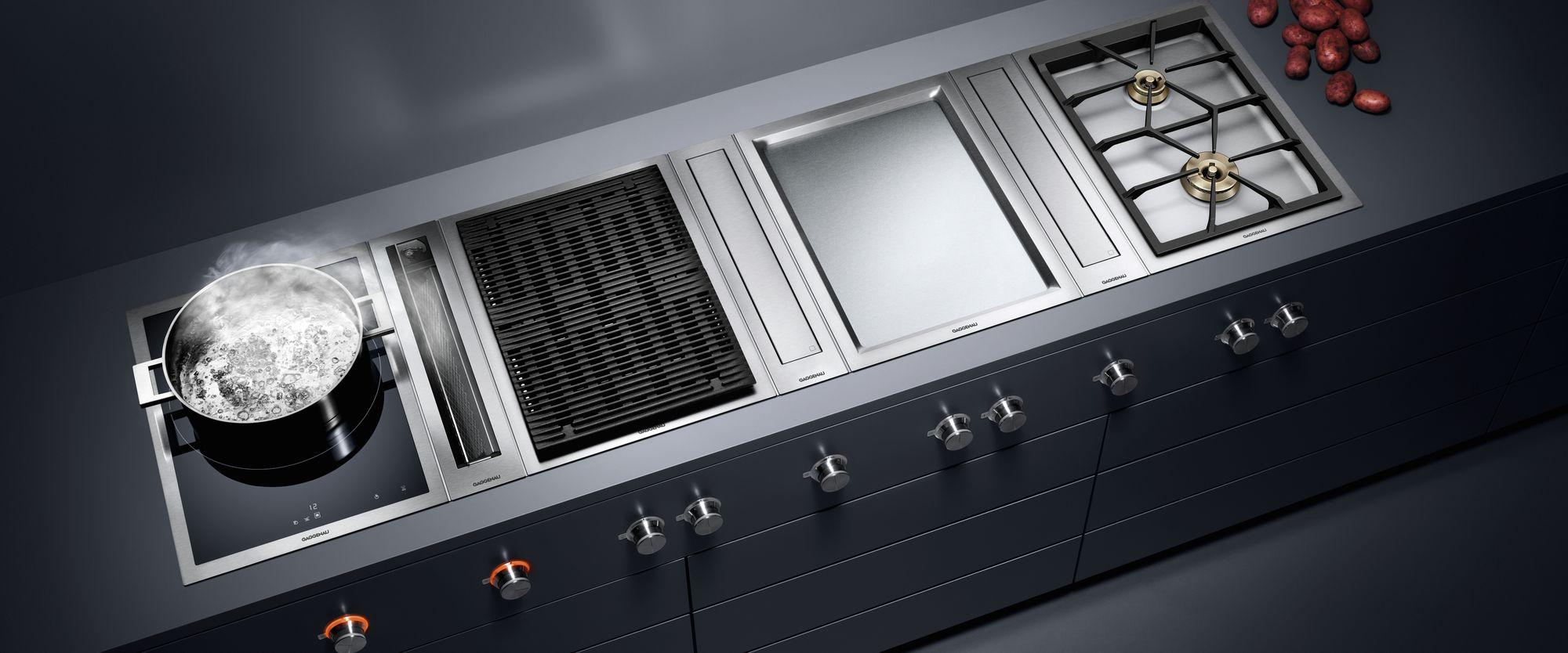 gaggenau cooktops Vario 400 series