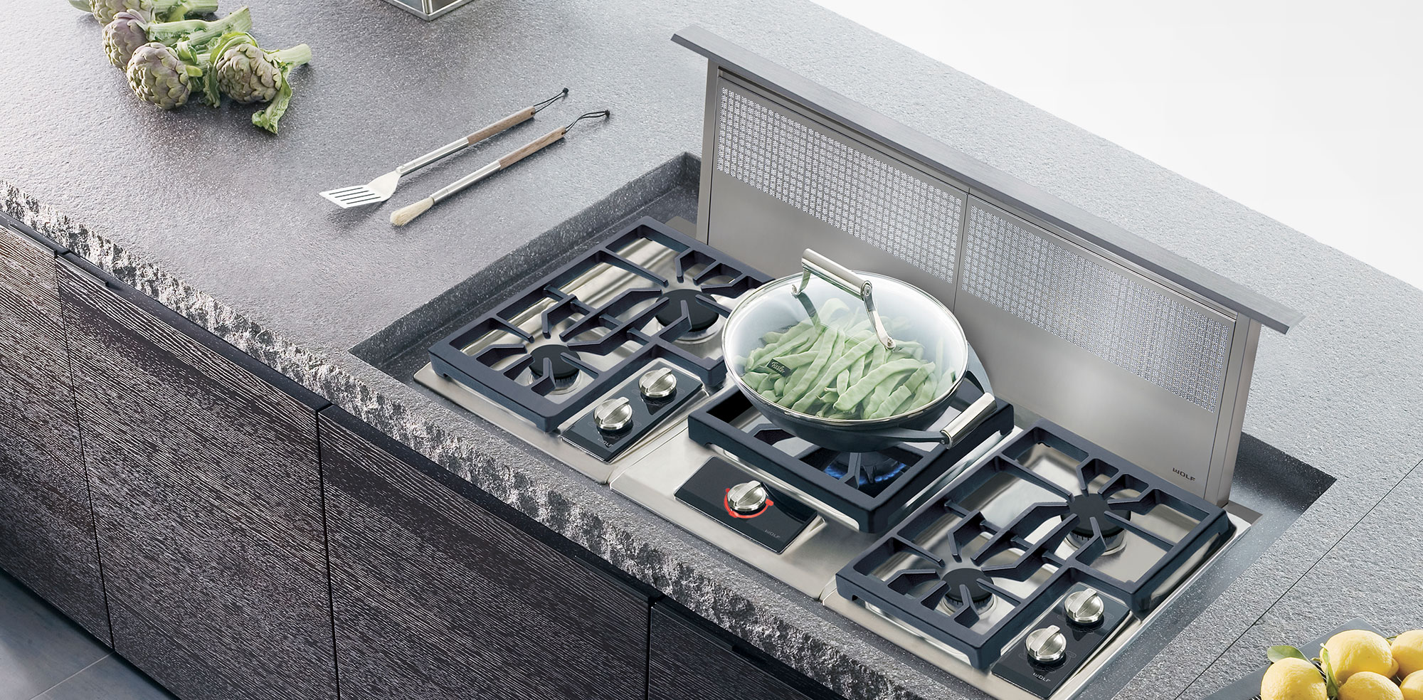 wolf - DD45_cooktop_downdraft_system