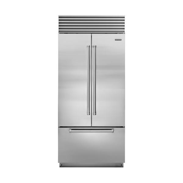 sub-zero over-and-under-refrigerator-freezer-with-french-door