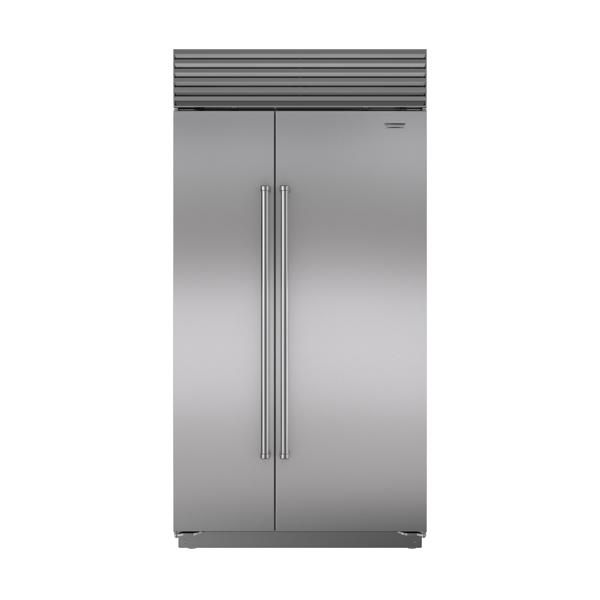 sub-zero ICBBI-42S-side-by-side-refrigerator-freezer
