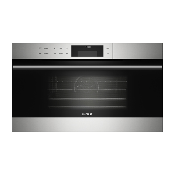wolf - ICBCSO30TE_S_TH-E-SERIES-TRANSITIONAL-CONVECTION-STEAM-OVEN