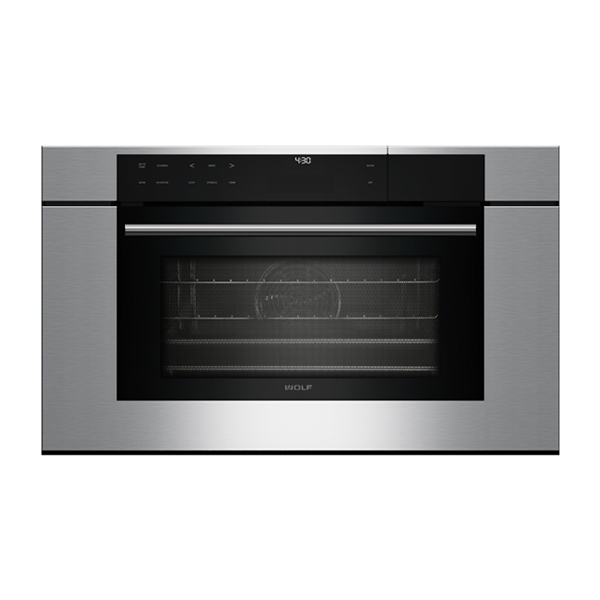 wolf - ICBCSO30TM_S_TH-M-SERIES-TRANSITIONAL-CONVECTION-STEAM-OVEN