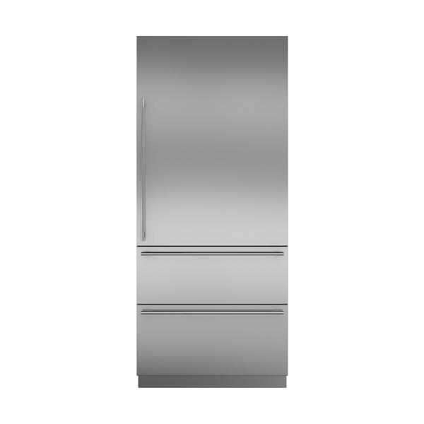 sub-zero ICBIT-36CIID-integrated-tall-refrigerator-freezer