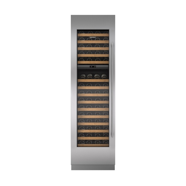 sub-zero ICBIW-24-610mm-integrated-wine-storage