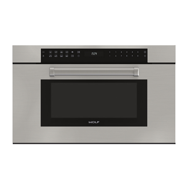 wolf - ICBMDD30PM_S_PH-MICROWAVE-DROP-DOWN-DOOR-PROFESSIONAL-M-SERIES
