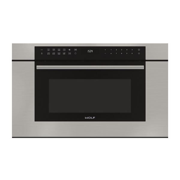wolf - ICBMDD30TM_S_TH-MICROWAVE-DROP-DOWN-DOOR-TRANSITIONAL-M-SERIES