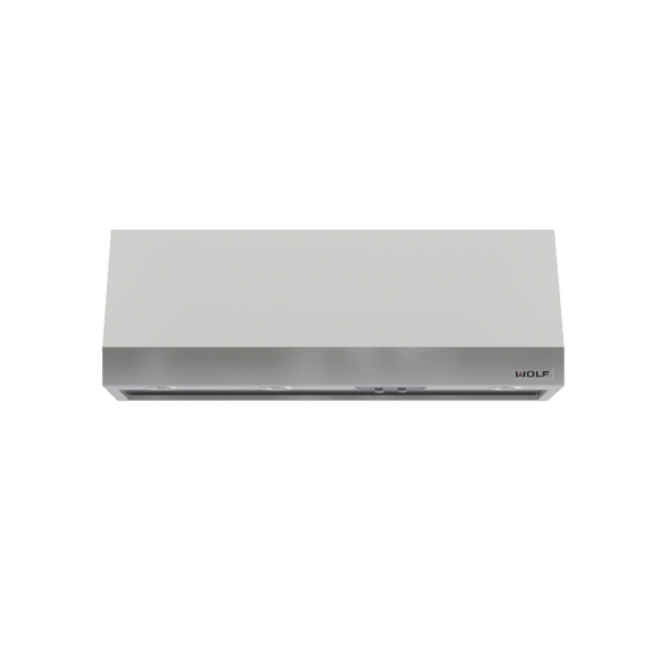 wolf - ICBPW422718-1067MM-PRO-WALL-HOOD-WITH-INFRARED-HEAT-LAMPS