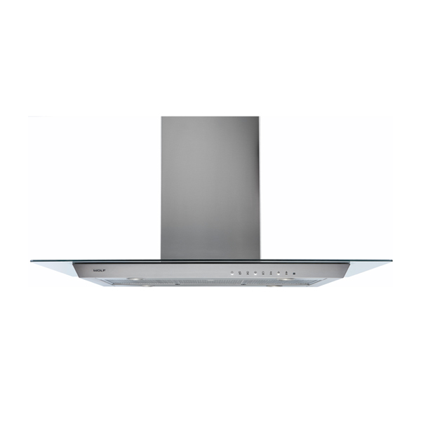 wolf - ICBVW36G-914MM-GLASS-COOKTOP-WALL-HOOD
