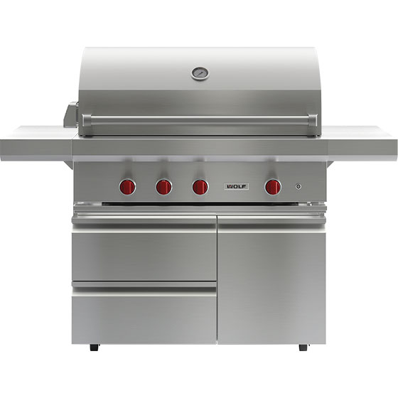wolf - outdoor grill OG42