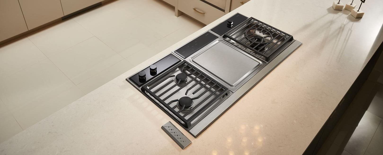 wolf -integrated cooktops