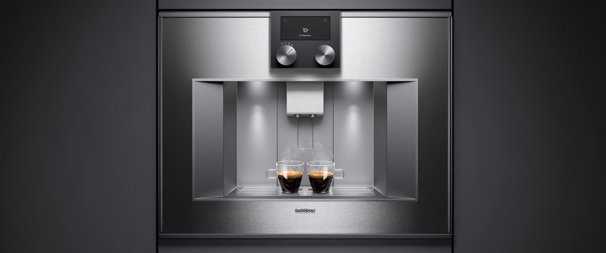 gaggenau-coffee-machine