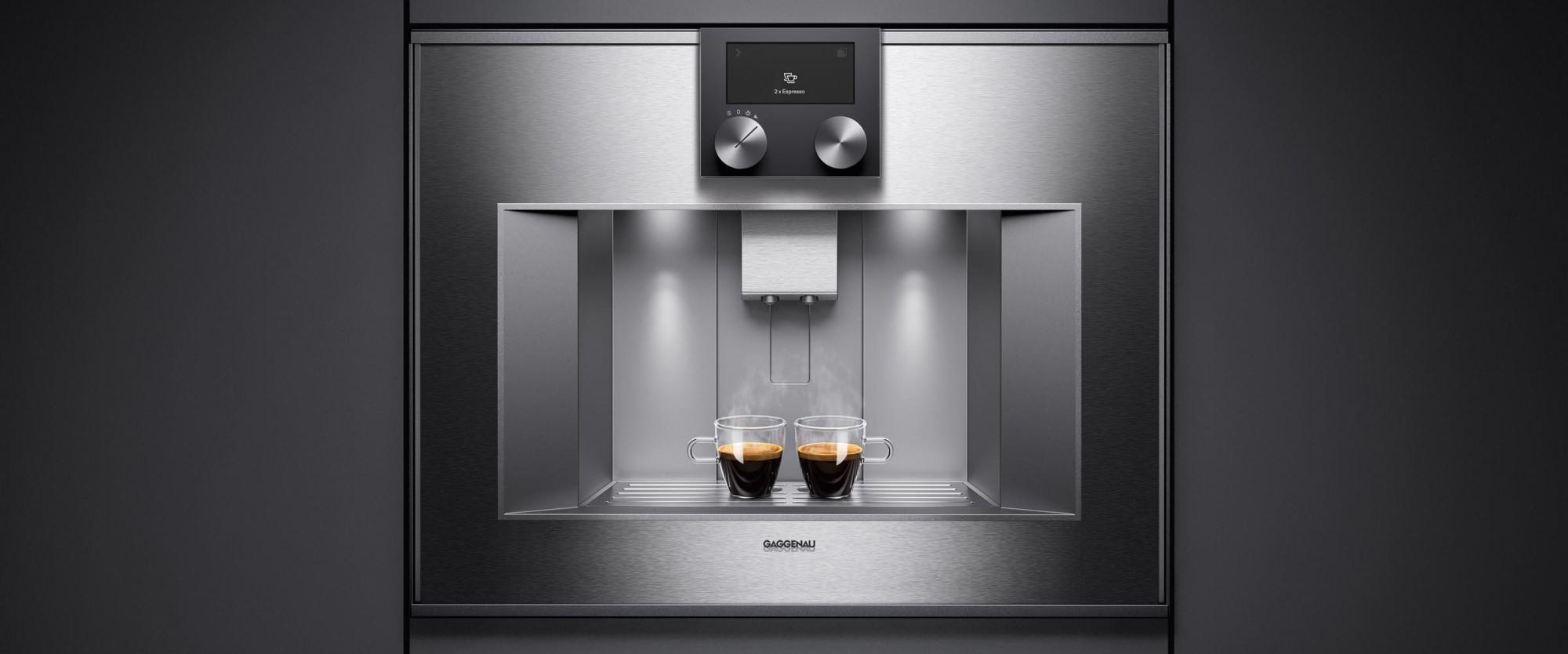 gaggenau-coffee-machine