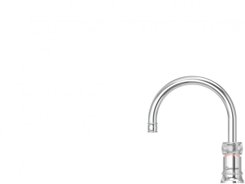 quooker - classic single tap round