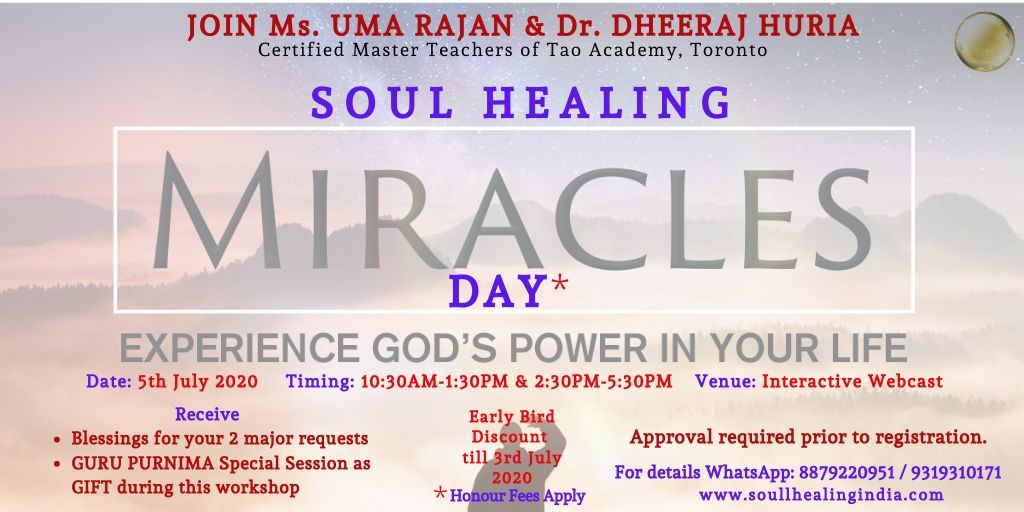 Soul Healing Miracle Day