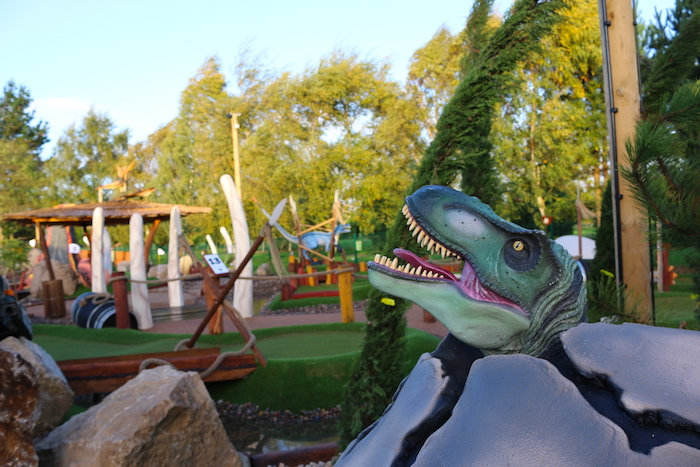 CrazyPutt Adventure Golf Nottingham