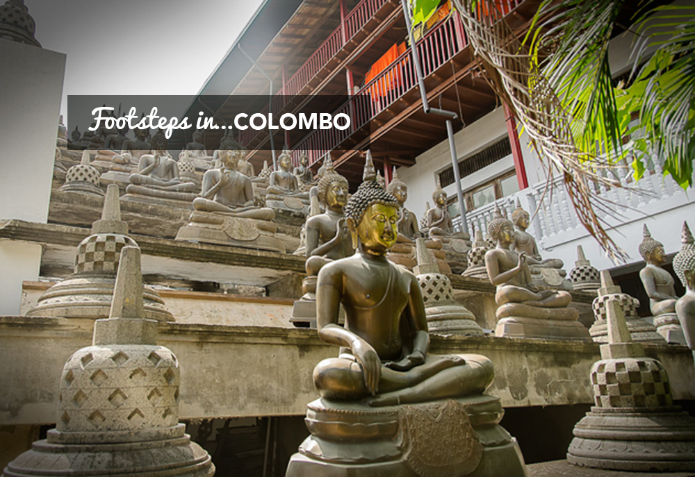 Footsteps in…Colombo