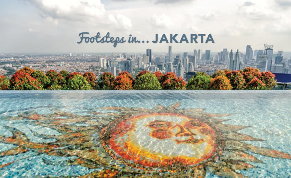 Footsteps in…Jakarta