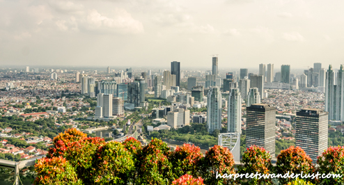 Jakarta – Starting point of Adventures in Indonesia!