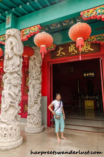 Confucius Temple - Taman Mini Indonesia