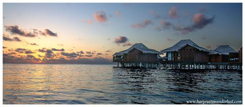 The Maldives...a true slice of heaven on earth.