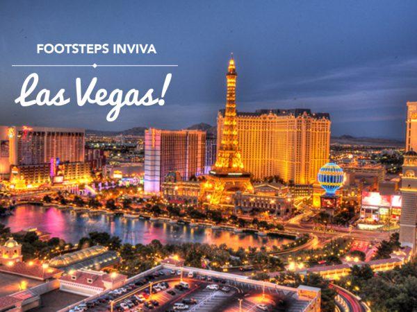 Footsteps inViva, Las Vegas!