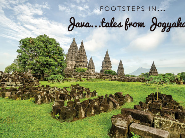 Footsteps in...Java...tales from Jogyakarta