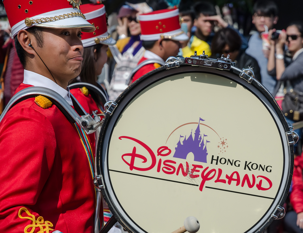 Yes, I was humming along with the marching band!